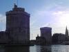 Port de La Rochelle - Les deux tours
