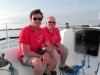 L\'équipe Pacioli : Jean-Charles (le skippeur) et moi