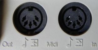 Les ports Midi de l'ATARI ST : incontournables pour les musiciens