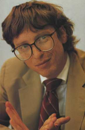 Bill GATES en 1989 (SVM n° 66)