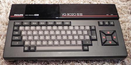 MSX VG 8020/19 de PHILIPS (1985)