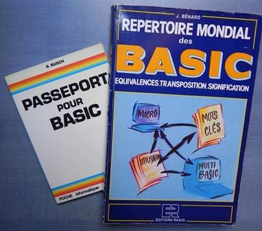 Le Répertoire Mondial des Basic : un guide pour comprendre le Basic ses nombreux dialectes