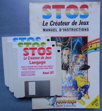 Le langage STOS pour ATARI ST