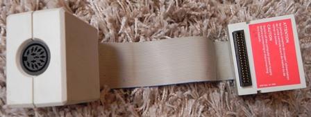 Contrôleur de lecteur de disquette (DIN 14 broches)