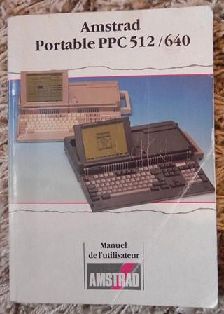 Le manuel utilisateur du PPC