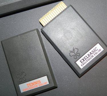 Focus sur les cartouches Exelvision : petit format, connecteur rétractable