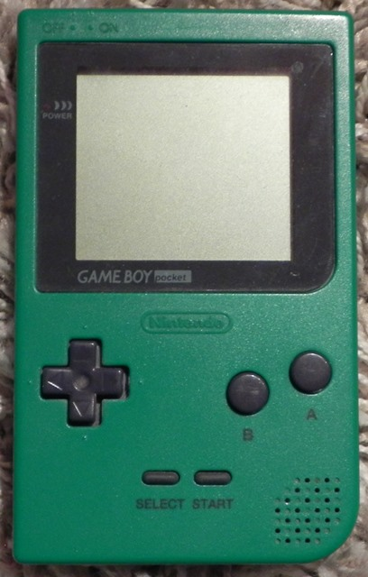 Console de jeux GAME BOY POCKET de Nintendo (1996)