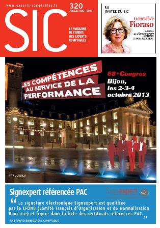 SIC n° 320 juillet-août 2013
