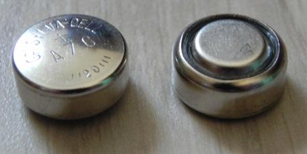 Les piles bouton, fidèles compagnons des Game & Watch