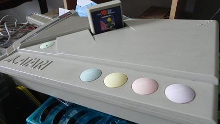 La console ATARI XE