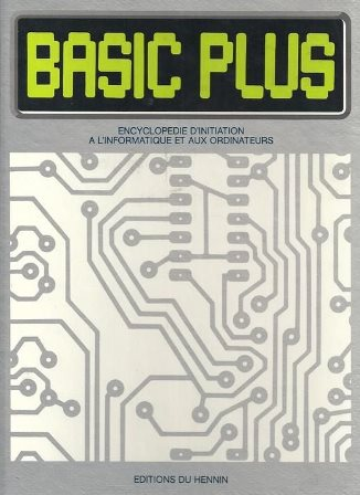 Couverture de l'encyclopédie Basic Plus