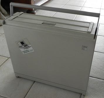 IBM 5155 - Debout