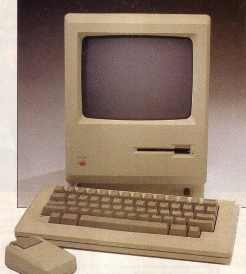L'Apple Macintosh 128K (1984)