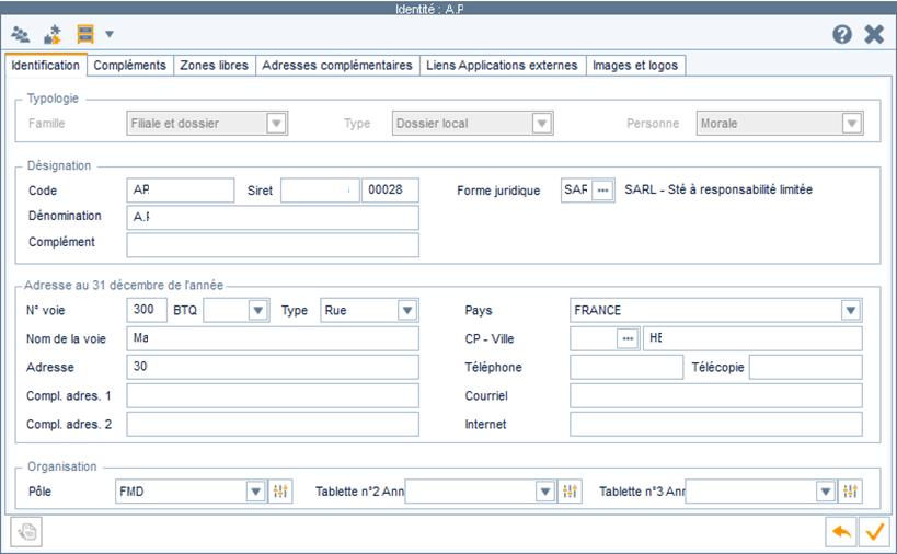 ETAFI Import multi dossier 11