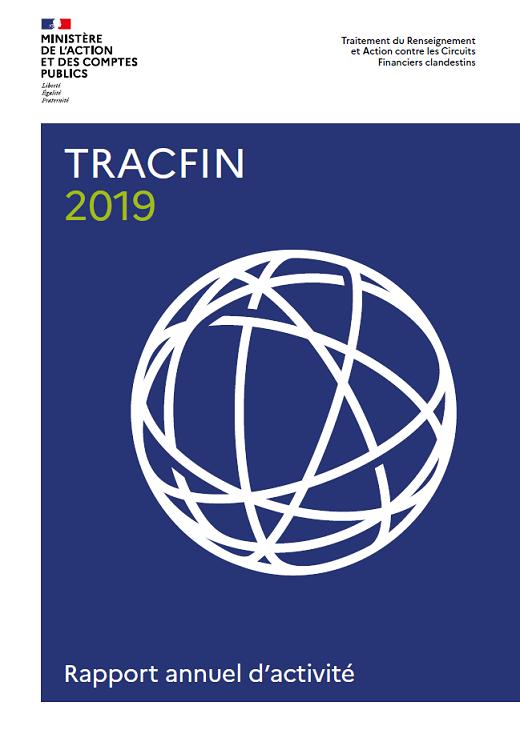 TRACFIN - Rapport annuel d'activité 2019