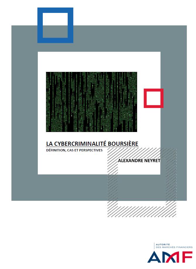 AMF Cybercriminalité boursière