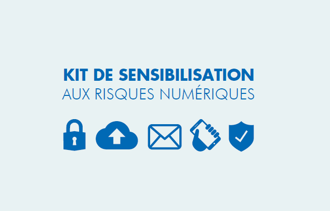 Kit sensibilisation risques numériques